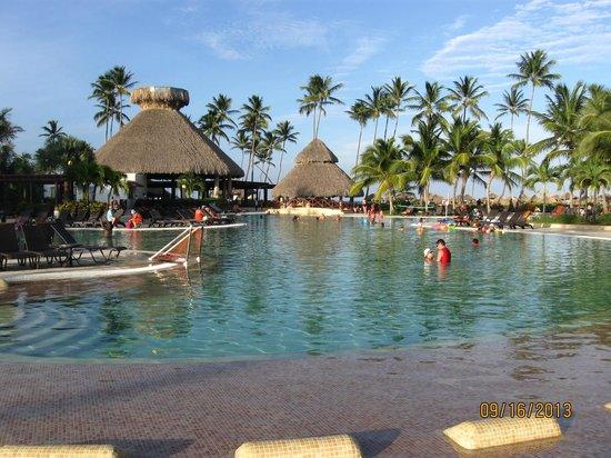 Now Larimar Punta Cana: The main pool