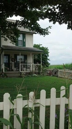 Oak Haven Bed & Breakfast : Front of House