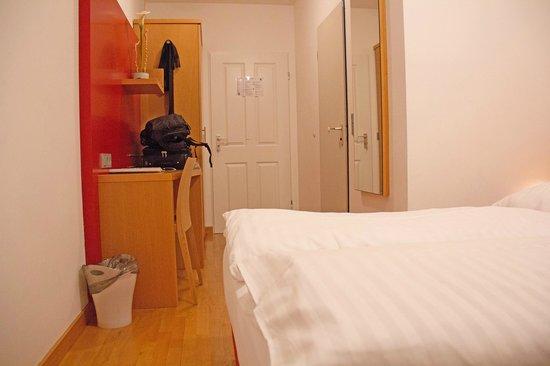 Creatif Hotel Elephant : quarto