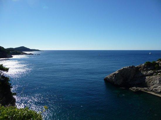 Hotel Bellevue Dubrovnik: Vista maravilhosa do quarto