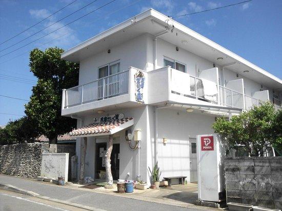 Minshuku Daikuya: 通りからの外観