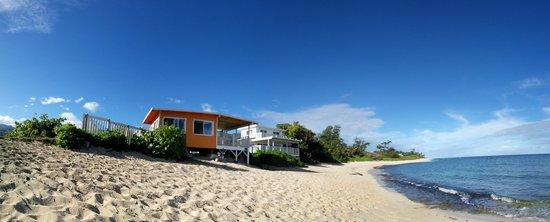 "Mokuleia, Hawái: ""A room with a view"""