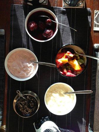 Waiorau Homestead: Breakfast! #eatclean
