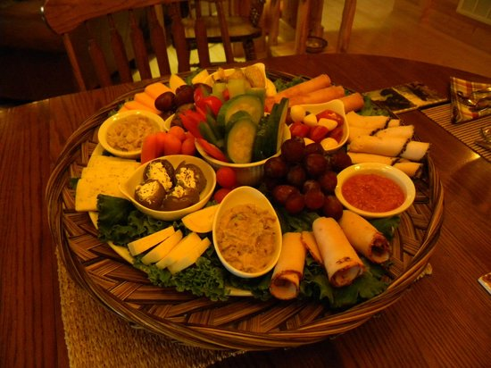 Chilhowee Mountain Retreat: Dinner For Two - Soup, Bread, & Dessert Included