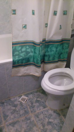 Arbat House Hotel: mini salle de bain