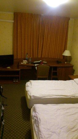 Arbat House Hotel: vue de la chambre