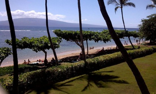 Puunoa Beach Estates: Baby beach