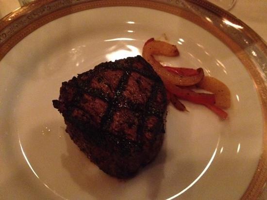 Bohanan's Prime Steak and Seafood : the best steak ever.. 7 oz filet