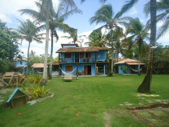 Pousada Casa da Praia: Casa principal