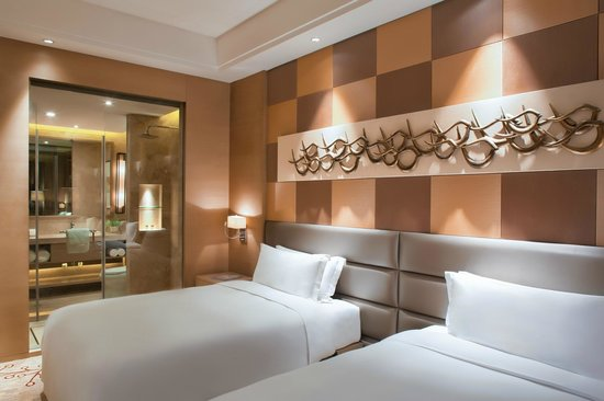 Movenpick Hotel Enshi: Superior twin