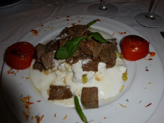 Dimrit Cafe & Restaurant: My favourite meal in Turkey