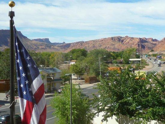 Hampton Inn Moab: Nice view from the room