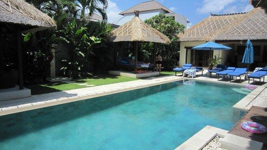 Villa Bugis : The BEST Pool!