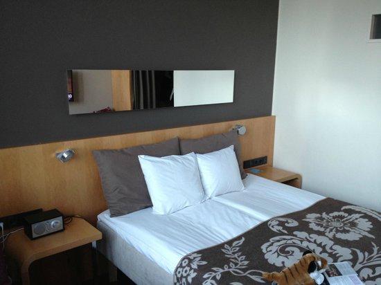 GLO Hotel Sello: удобные кровати