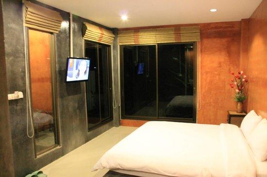 Huansaikaew Resort: Vistas desde la cama