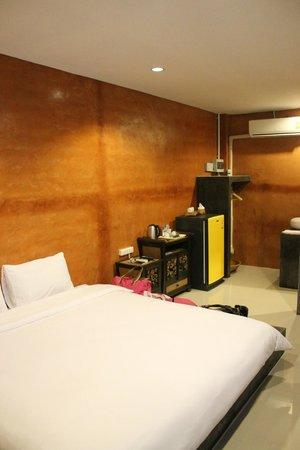 Huansaikaew Resort: Habitacion