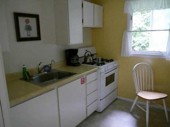 Trinidad Inn: Küche