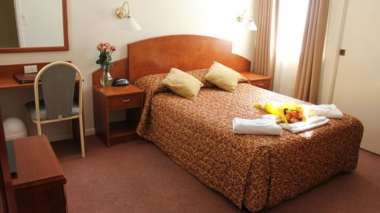 The Metropole Guesthouse : Double Room