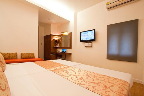 Chinatown Hotel: Superior Room