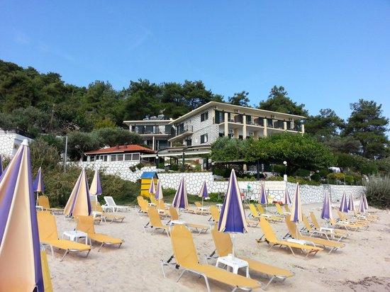 Hotel Villa Nisteri: Villa Nisteri