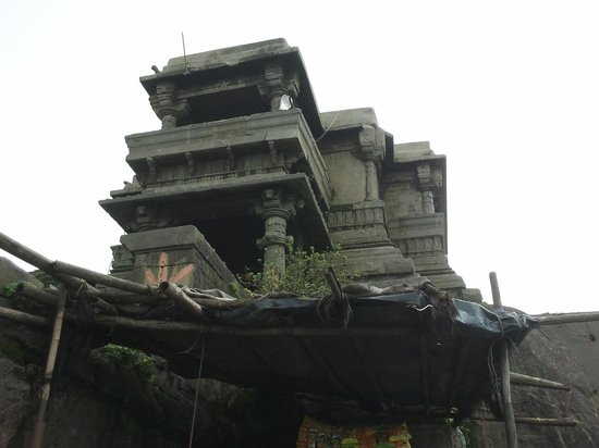 Girnar Temples: There is a special marble temple dedicated to him here, and a black marble statue of him. The Ma
