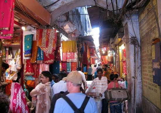 Heritage Trails Rajasthan - Private Tours : Bazaar