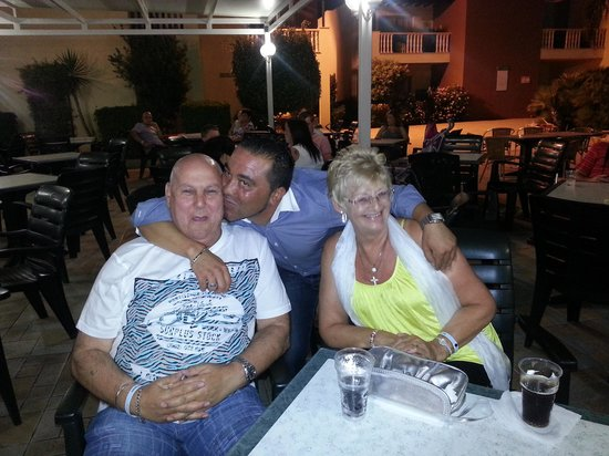Electra Holiday Village : anis at his  best