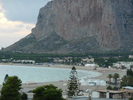 Panoramic Hotel : Panorama Spiaggia San Vito Lo Capo