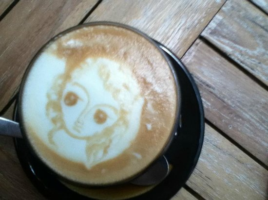 Mugshot Coffee : Coffee Art