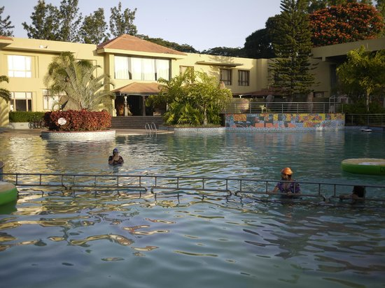 Pool Picture Of Silent Shores Resort Spa Mysuru Mysore Tripadvisor