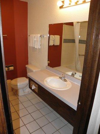Comfort Inn: Lavabo