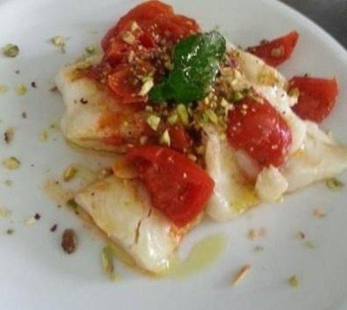Pettola Ristorante Pizzeria: Ottimo piatto...era tanto che cercavo pettola!!!