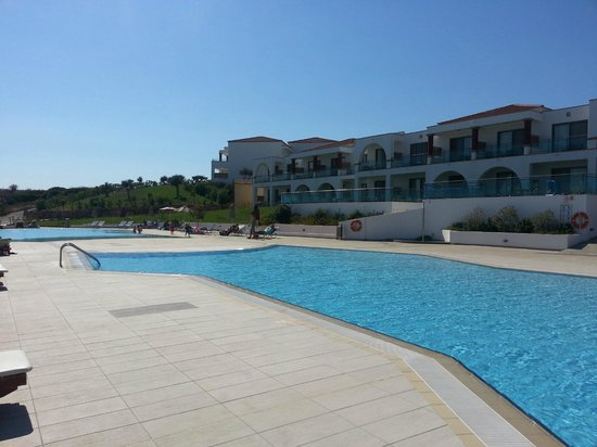 The Kresten Royal Villas & Spa : piscine d'eau de mer