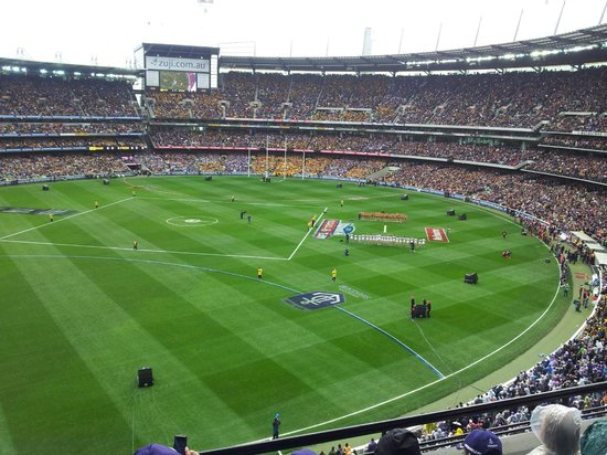 Melbourne Cricket Ground Tours Museum