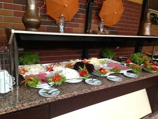 Bilkay Hotel: breakfast area