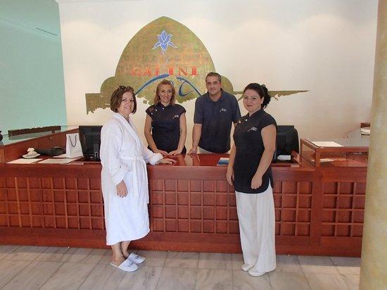 Mitsis Galini Wellness Spa & Resort: Spa