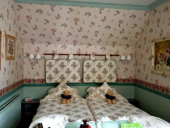 Apple Lodge : Russet Room, (w/ensuite)