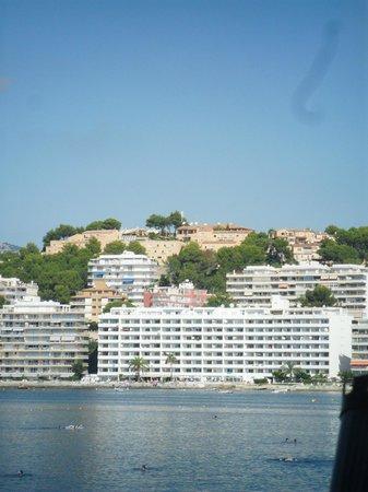 Club Santa Ponsa : l'hotel