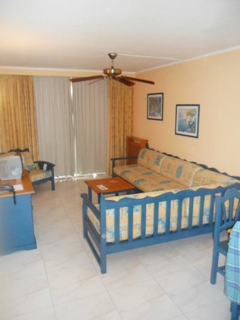 Club Santa Ponsa : chambre