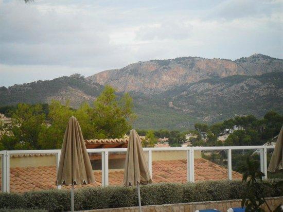 Club Santa Ponsa : vue de l'hotel