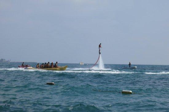 Trendy Palm Beach: Flyboarding