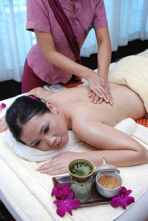 Hotel Windsor Suites & Convention Bangkok: Neva Spa