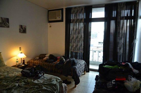 Casa de Romero : la chambre