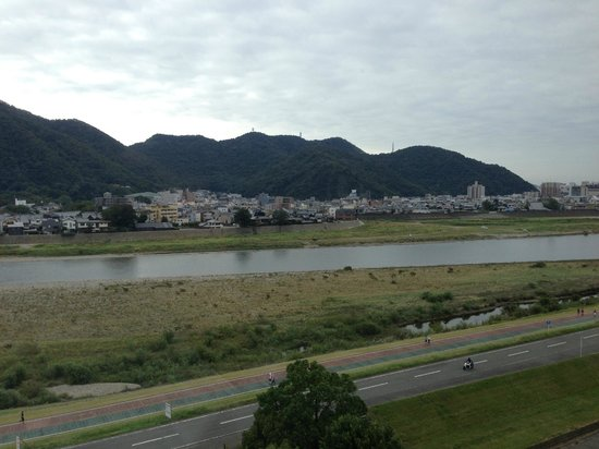 Miyako Hotel Gifu: 部屋から