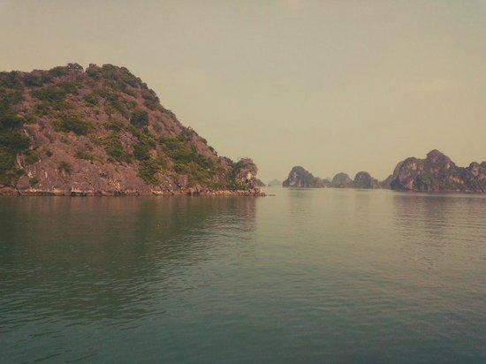 Vega Travel: Sight from the boat