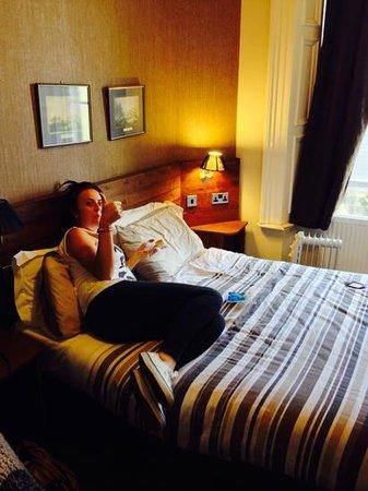 Edinburgh House Hotel: our survey says...