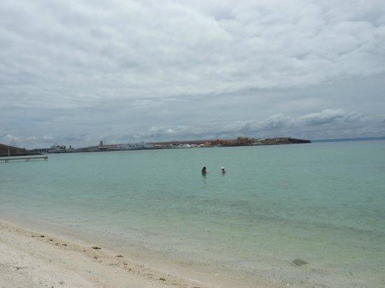Playa Pichilingue (Pichilingue Beach): Il mare