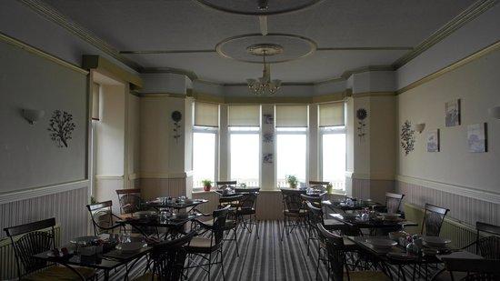 Trecastell Hotel: Breakfast room