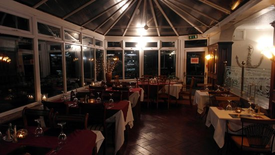Trecastell Hotel: Dining area