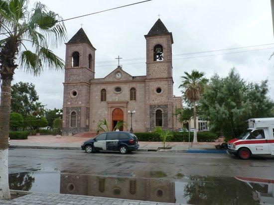 La Paz Cathedral: Facciata